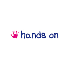 hands on company logo