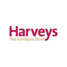 Harveys The Furniture Store company logo