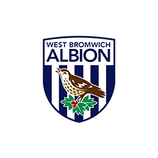 West Bromwich Albion Football Club company logo