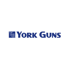 York Guns company logo