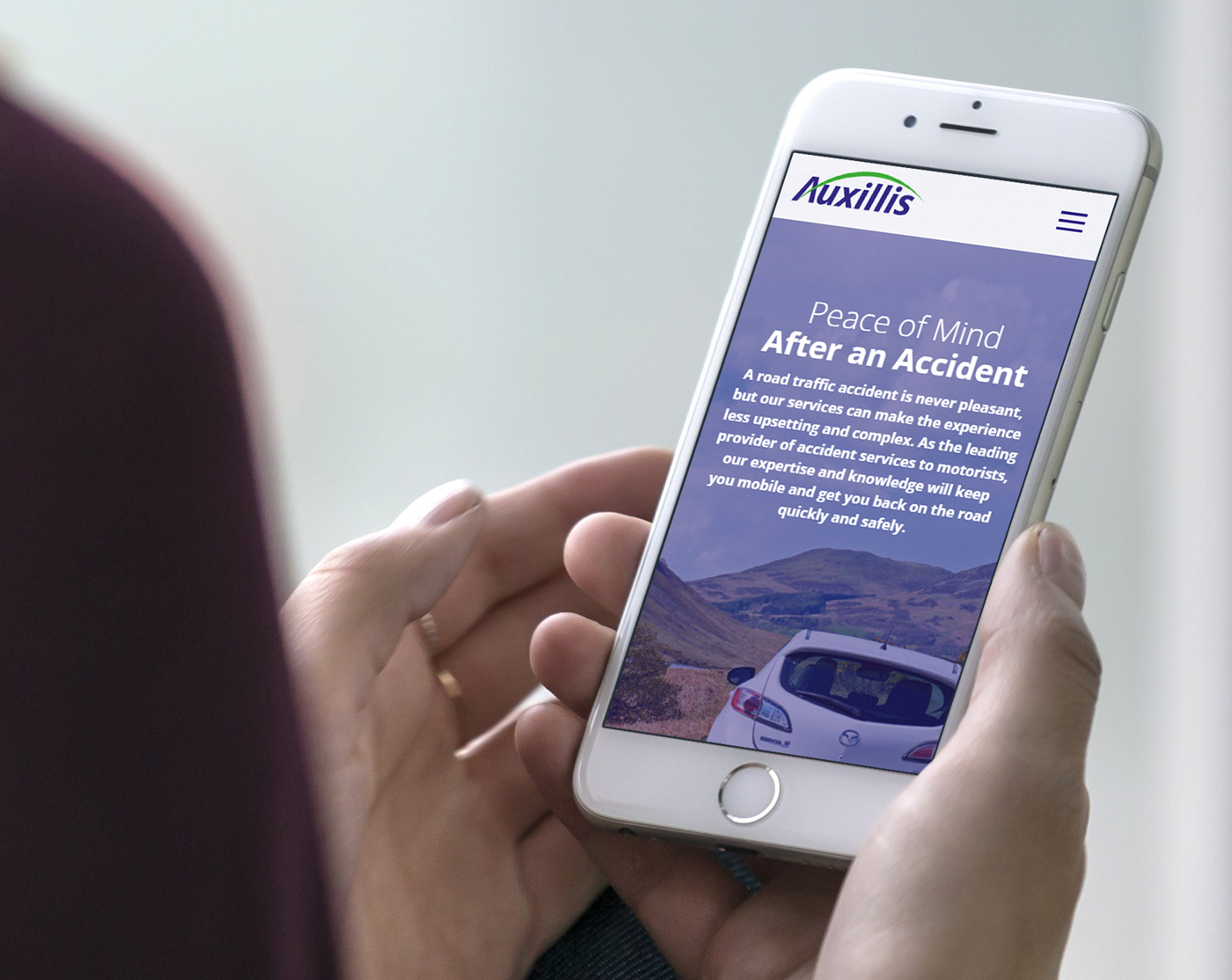 Auxillis Bespoke Portal