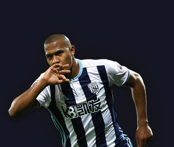 west brom football player