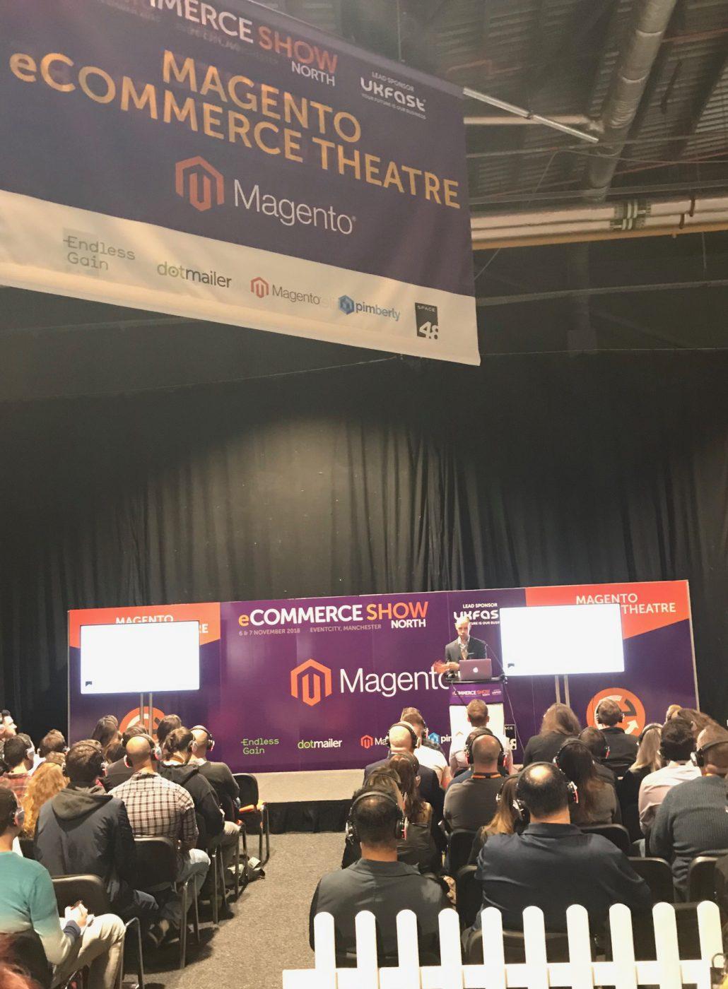 Magento eCommerce Theatre | eCommerce Show North