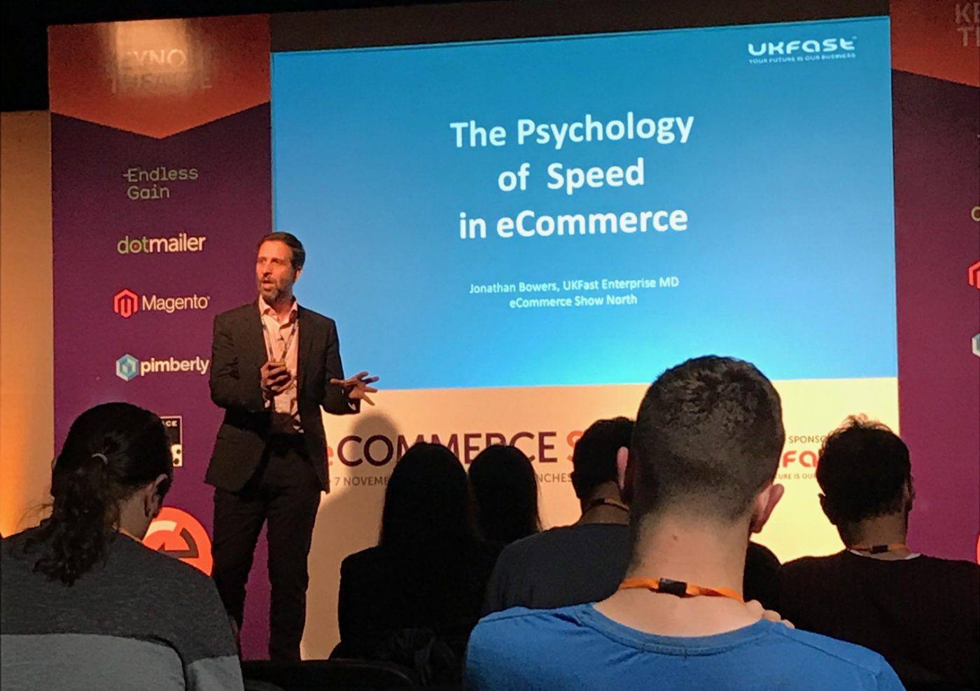 eCommerce Show North | PureNet Notes